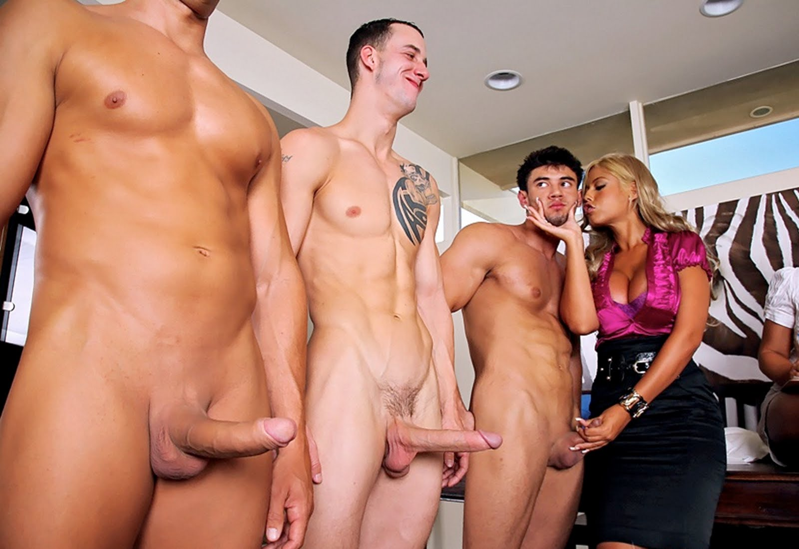 Party girl double team marine part 2 5