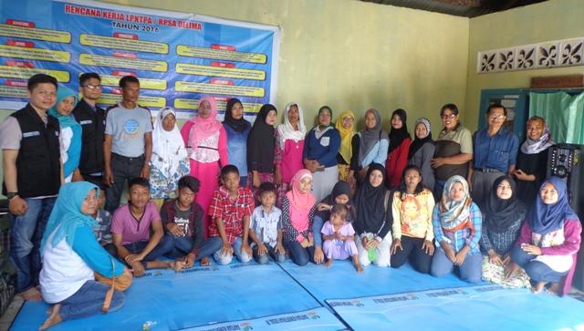 239 Kasus Asusila Ditangani LPKTPA Pariaman Sepanjang 2016