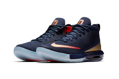 5d98965e43e Nike Basketball is back with another limited-edition silhouette in the form  of the Air Max Dominate PE. The shoe pays tribute to the New Orleans  Pelicans ...