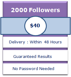 2000 free twitch followers bot