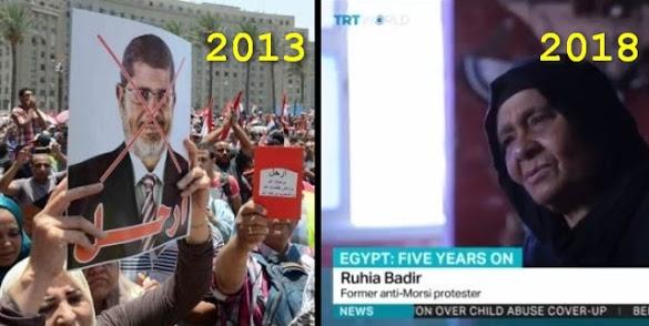Penyesalan Mereka Yang Telah Mengkudeta Tokoh Ikhwanul Muslimin Presiden Mursi