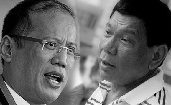 PNoy dares Duterte: Beat my achievements