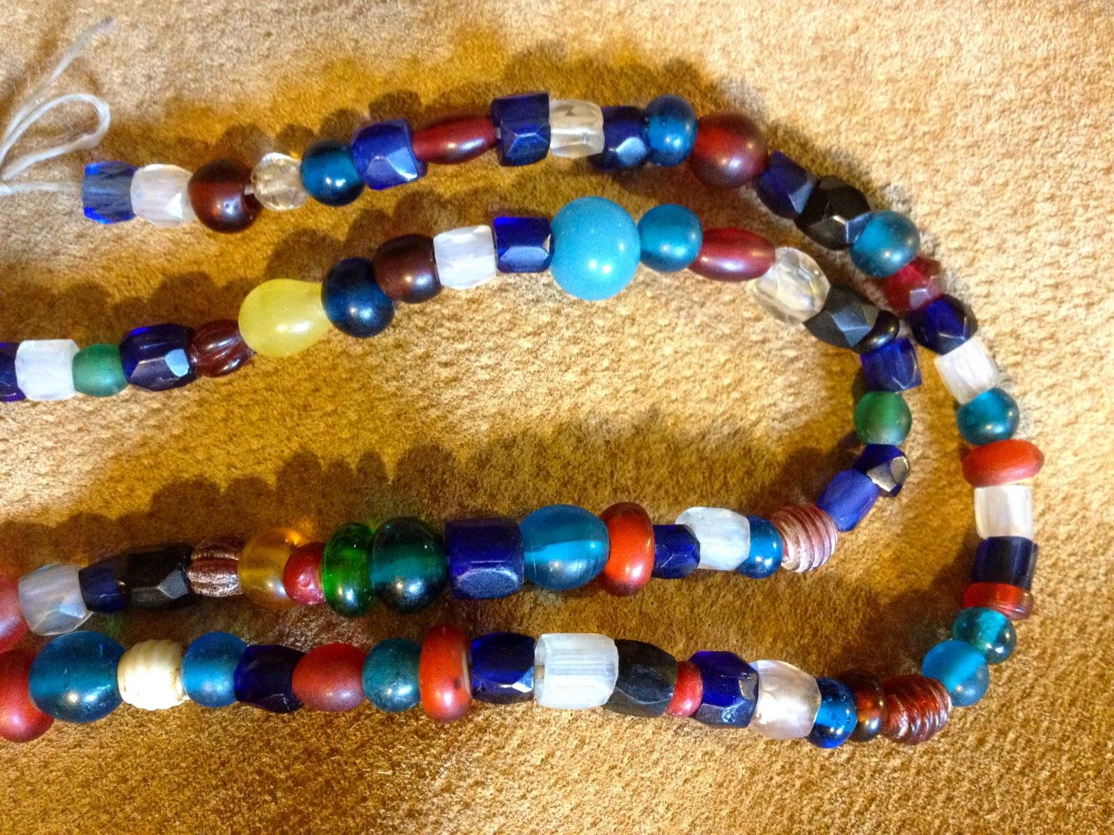 Teresa Kasner Trade Bead Story
