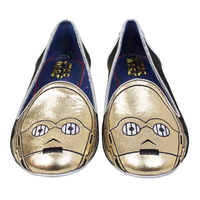 Sapatos diferentões para os fãs de Alice