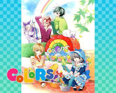 Colors!! de Nakajima Yuka