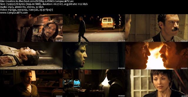 Saluda al Diablo de mi Parte DVDRip Descargar Español Latino 1 Link 2011