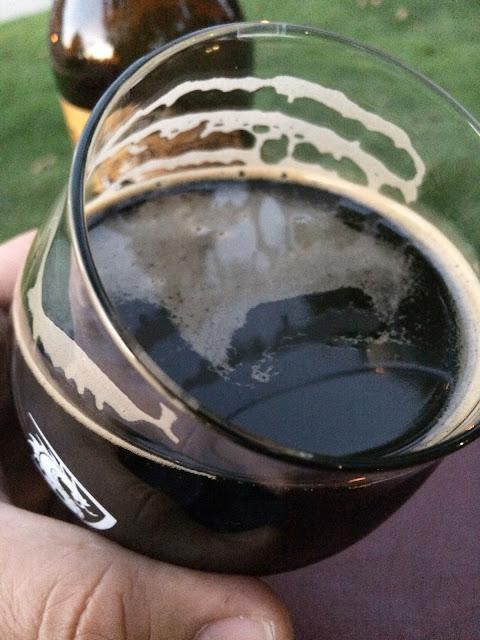 Riley's Brewing Cowlifornia Milk Stout 3
