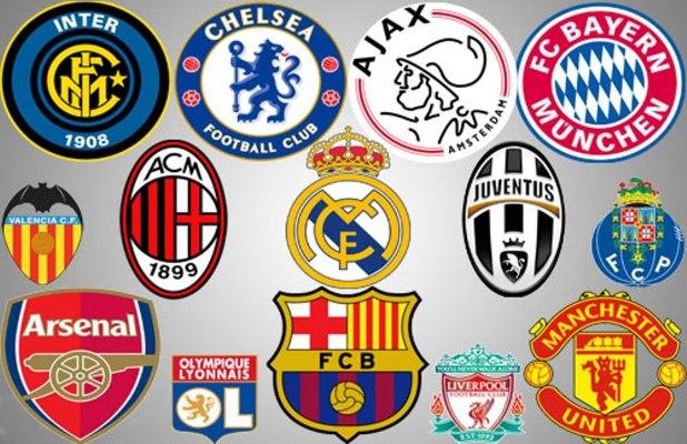 Nama Klub Olahraga Favorit