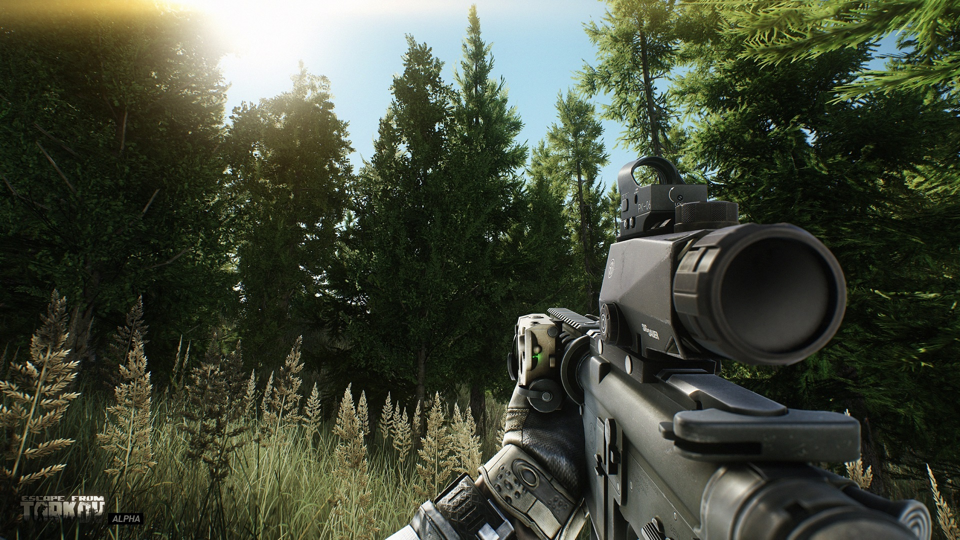 Download Escape from Tarkov HD Wallpapers
