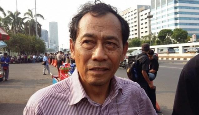 Sri Bintang Pamungkas Dipolisikan Karena Hasut Upaya Makar Untuk Gulingkan Jokowi