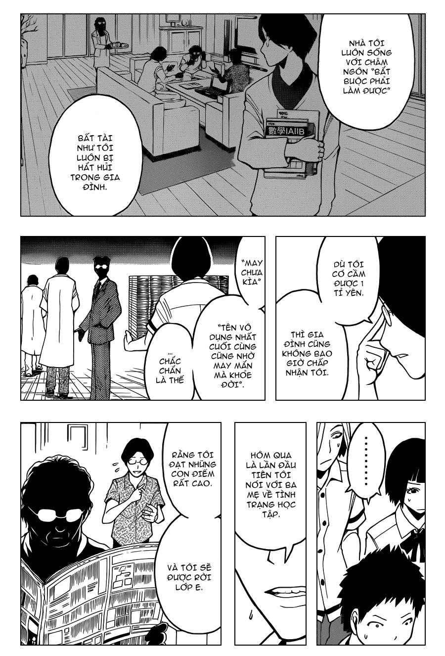 Ansatsu Kyoushitsu chap 77 trang 17