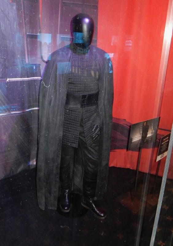 Kylo Ren costume Star Wars Last Jedi