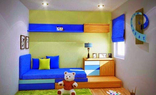 Desain Kamar Tidur Anak Perempuan Ukuran 3x3