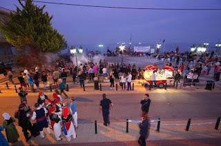 Η εορτή της Αγίας Φωτεινής στην Παραλία Κατερίνης
