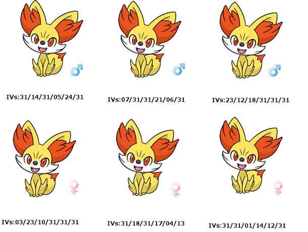 Pokemon X & Y Perfect IV RNG Eggsploit for Profit