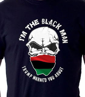 I'm the Black Man Trump Warned you About Shirt