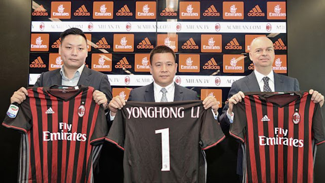 Mulai Bangkrut, AC Milan Dijual Nego?