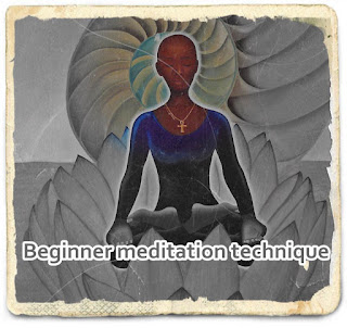 children must learn to relax before meditation