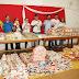 Dia C em Pintadas arrecada quase duas toneladas e meia de alimentos para as famílias carentes do município