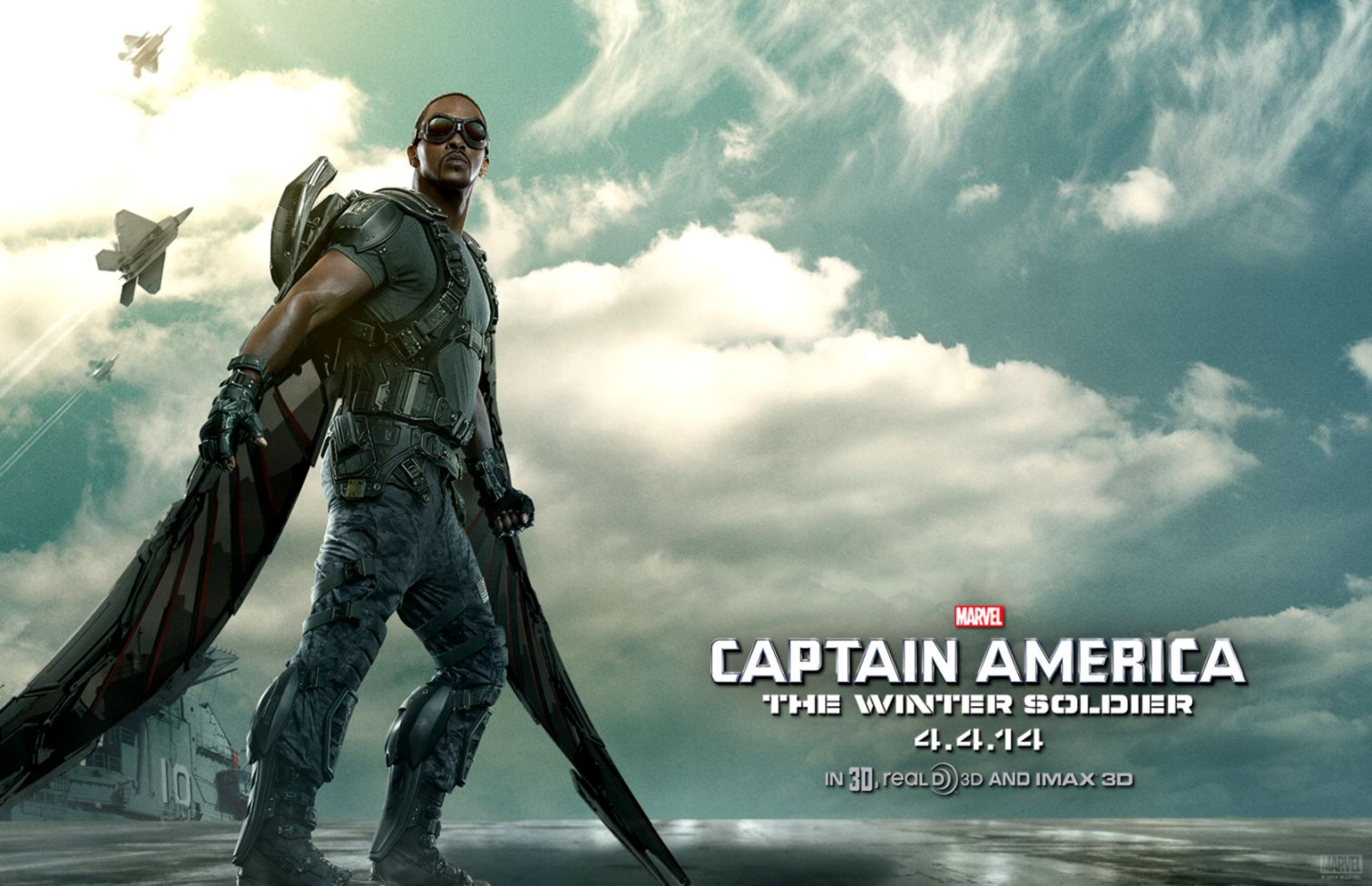 Captain America The Winter Soldier Film Wallpapers | This
