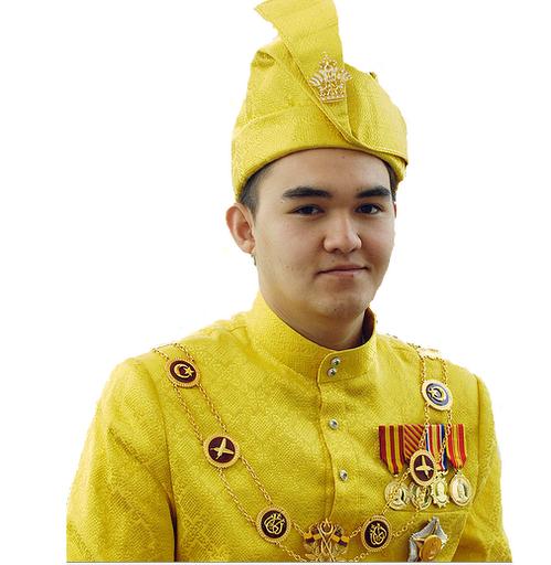 7 Gambar Tengku Amir, DYTM Raja Muda Selangor Jalani