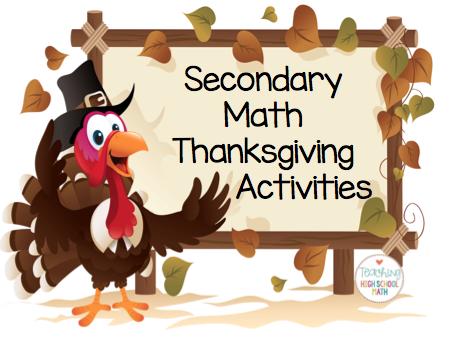 Number Names Worksheets thanksgiving math puzzles worksheets : Thanksgiving Math Activity Middle School - math games squarehead ...