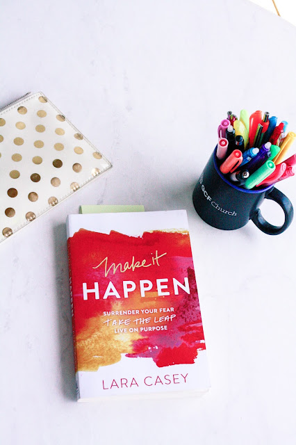 Jadoregrace.com | Make It Happen Book