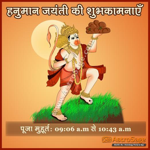 jane Hanuman Jayanti 2016 ke bare mein.