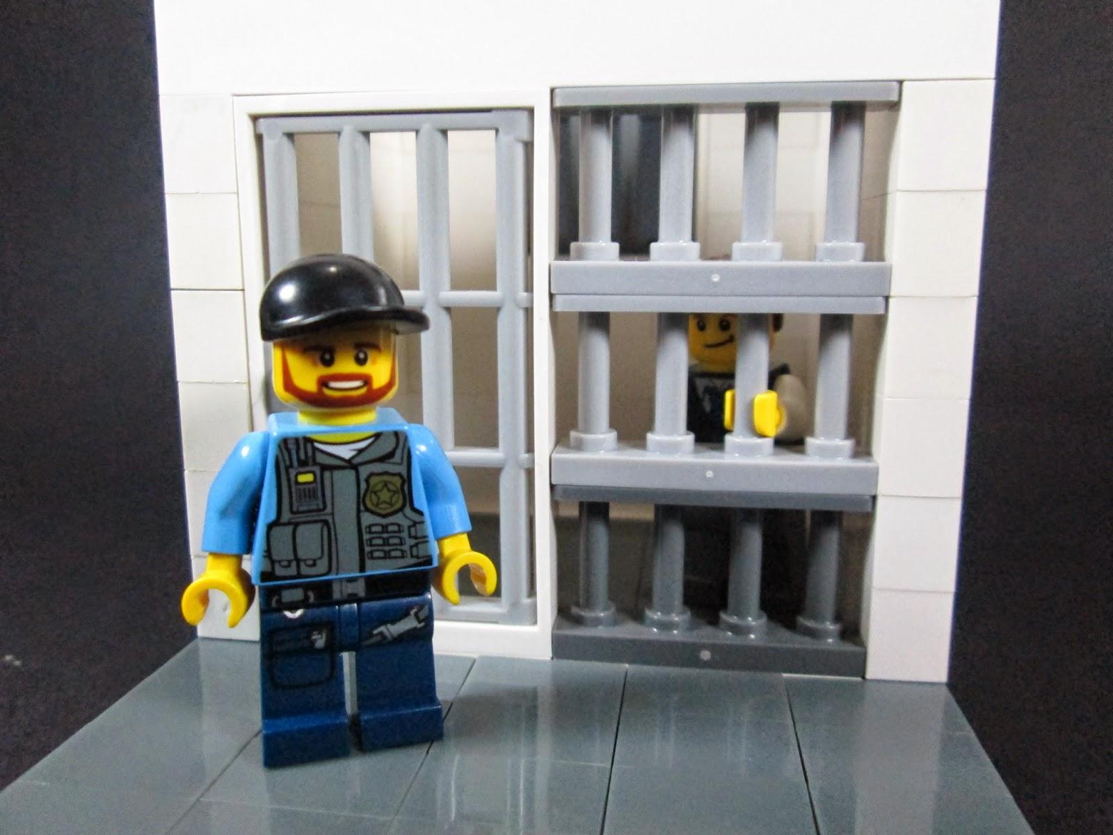 MOC LEGO Prisão
