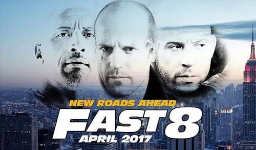 Fast and furious 8 movie duration