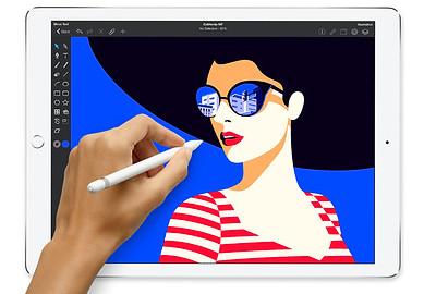 iPad Pro 10.5 with apple pencil
