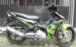 Sepeda Motor Jupiter MX 135 Bekas/second