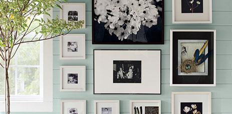 Design Form Function Diy Framed Collage