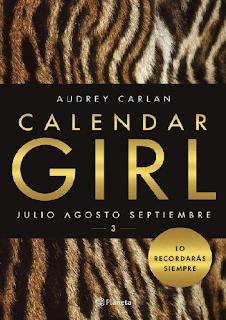 ebook libro pdf Calendar Girl Volumen 3 de Audrey Carlan