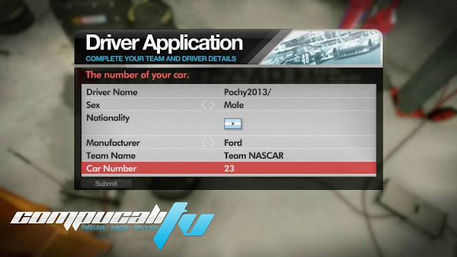 NASCAR The Game 2013 PC Full Skidrow