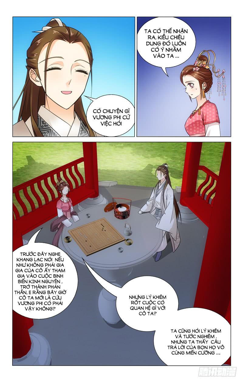 Vương Gia Không Nên A Chap 72 - Trang 3