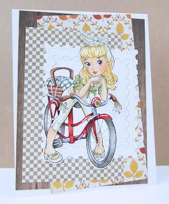Heather's Hobbie Haven - Just for Fun Saturday - Cute Bike