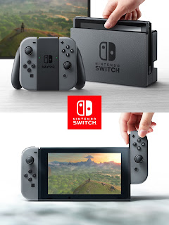 The Nintendo Switch
