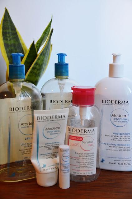 bioderma atoderm sensibio h2o
