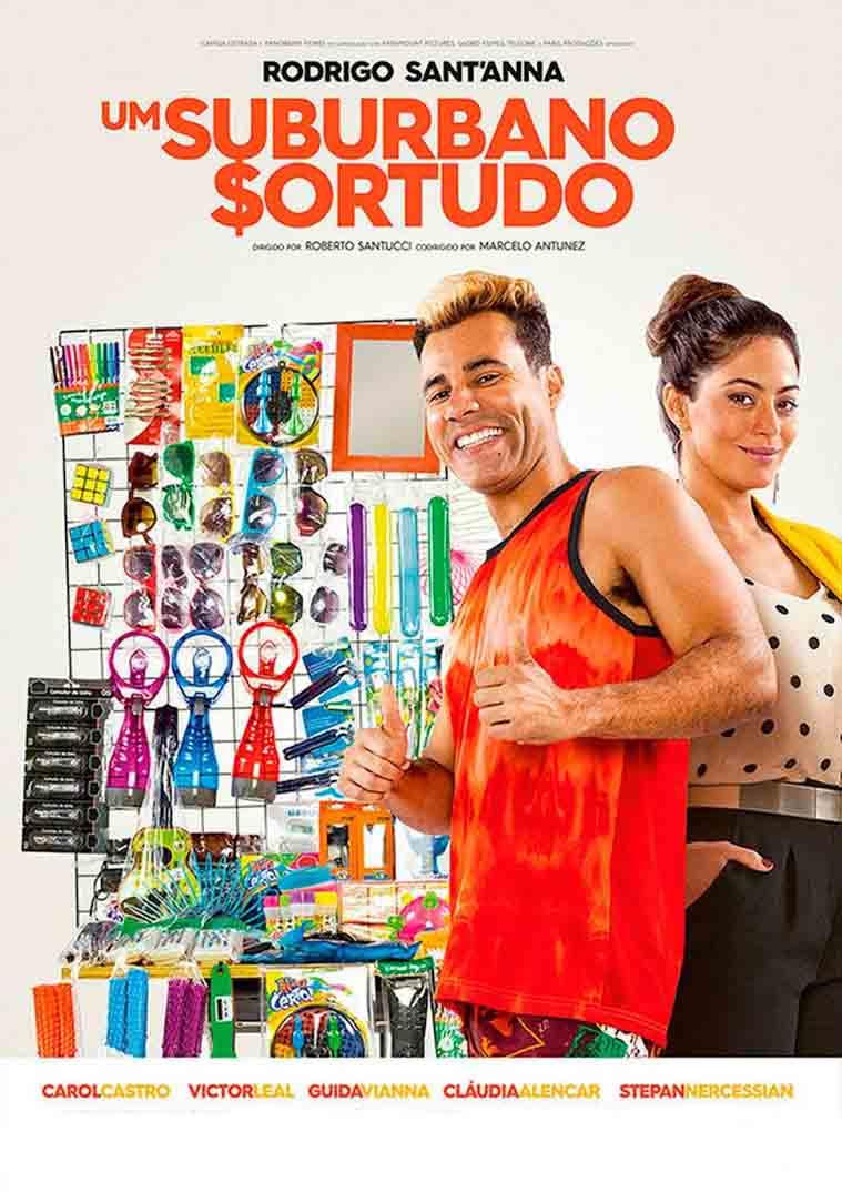 Um Suburbano Sortudo Torrent - HDTV 720p e 1080p Nacional (2016)