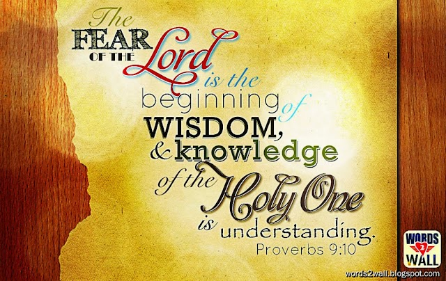 Wisdom and Knowledge Bible Verse