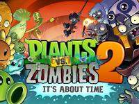 Plants vs Zombies 2 Terbaru Versi 5.2.1 Apk+Data Mod All Stars