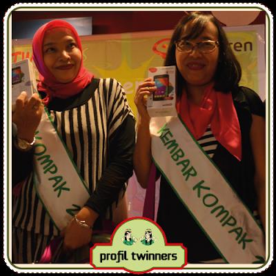 [Profil Twinners] Kembar Kompak TwiVers 2015: Eko Wulandari dan Dwi Wulan