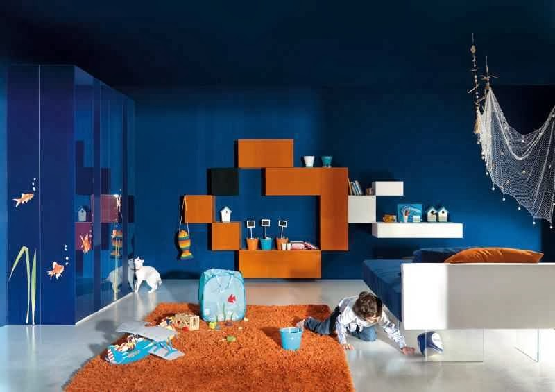 Contemporary BedRoom Design for Children
