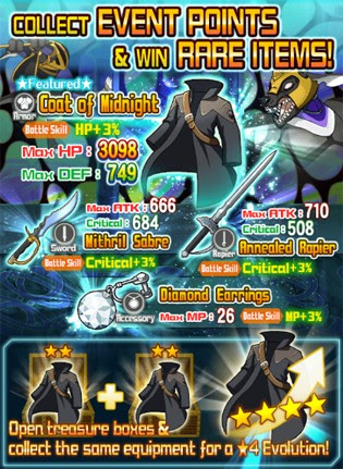 SAO MD - Limited Events (Extra Quests)