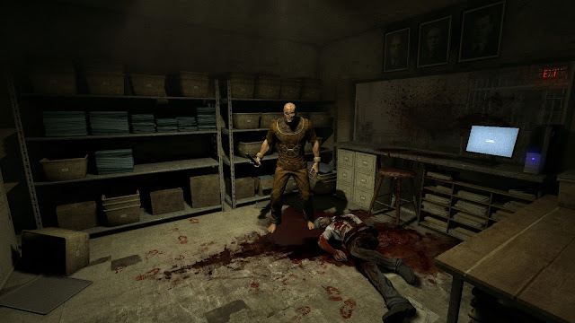 Outlast 1 Full Version Free Download Screenshot 2