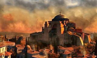 Η Πόλις Εάλω: Η «μαύρη» επέτειος της κατάληψης της Κωνσταντινούπολης από τους Τούρκους