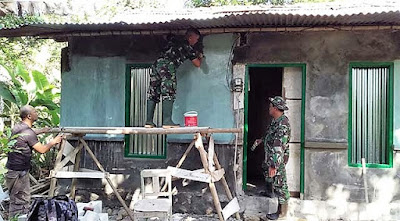 Rumah Dirtam Tidak Lagi Bocor Saat Hujan