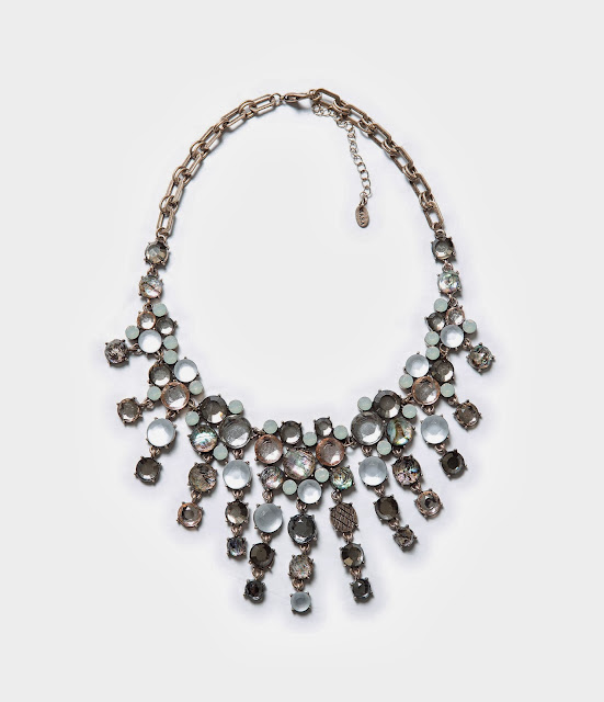 Maxi-Collares Zara para Tu Look de Novia.