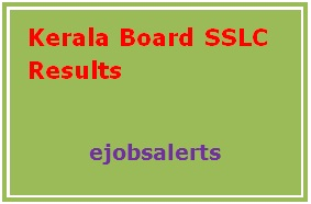 Kerala Board SSLC Results 2017